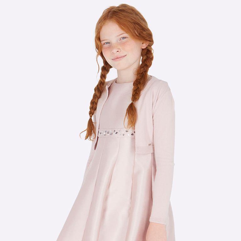 Болеро розовое (10, 12 лет)