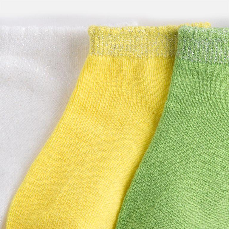 Комплект 3 пары носков (р. 19-22, 23-26, 27-31)