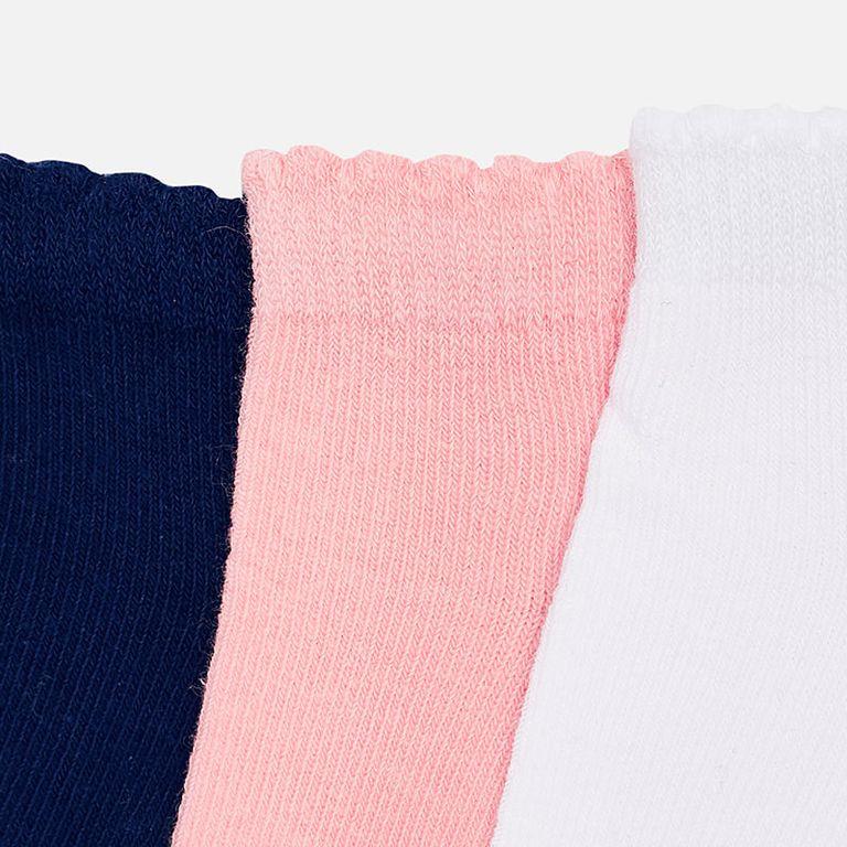 Комплект 3 пары носков (р. 23-26, 27-31)