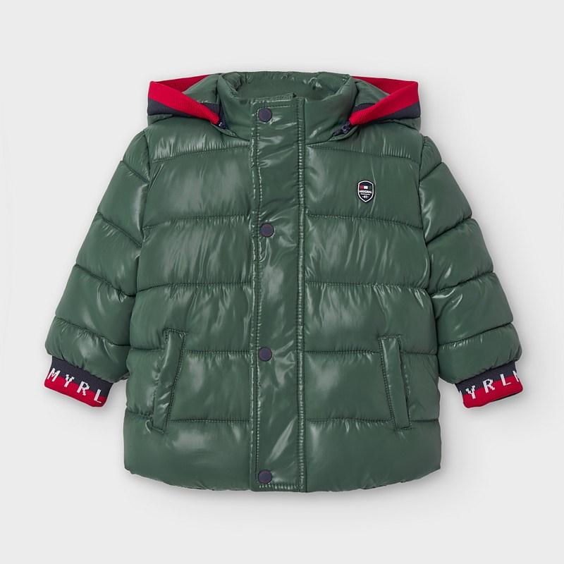 Куртка зеленая (24,36 мес)