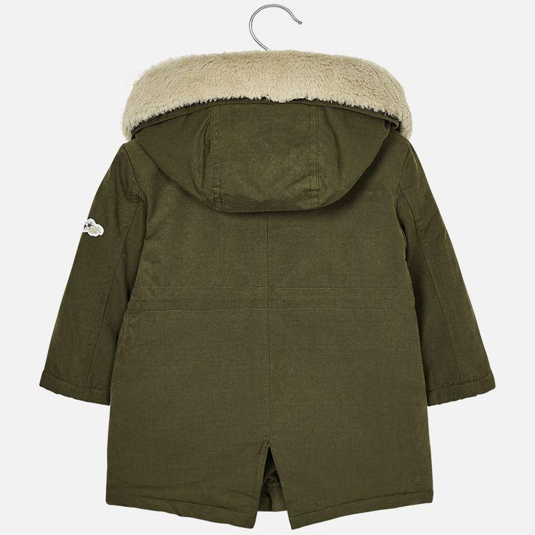 Куртка-парка Хаки (6 лет)