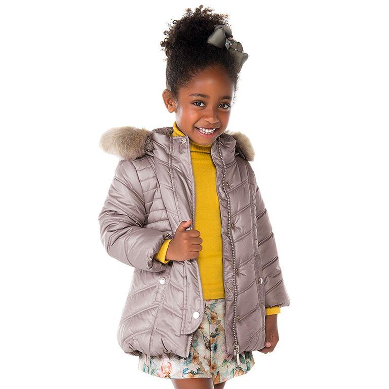 Куртка пудровая (5, 7 лет)