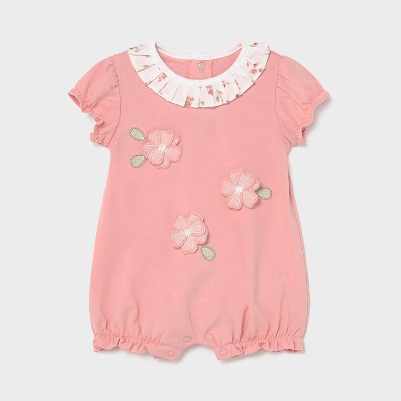 Песочник розовый «Цветы»
