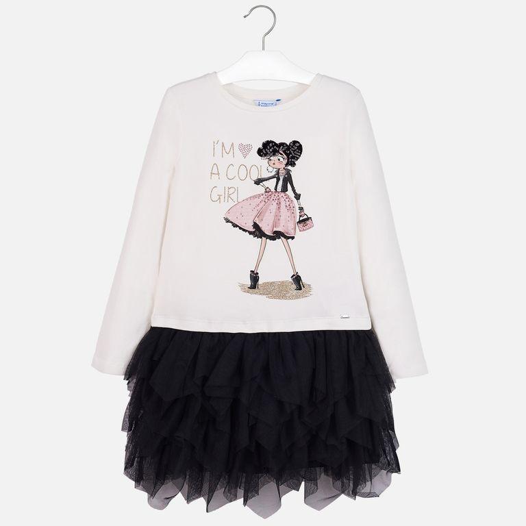 Платье «Cool girl» (10,12 лет)