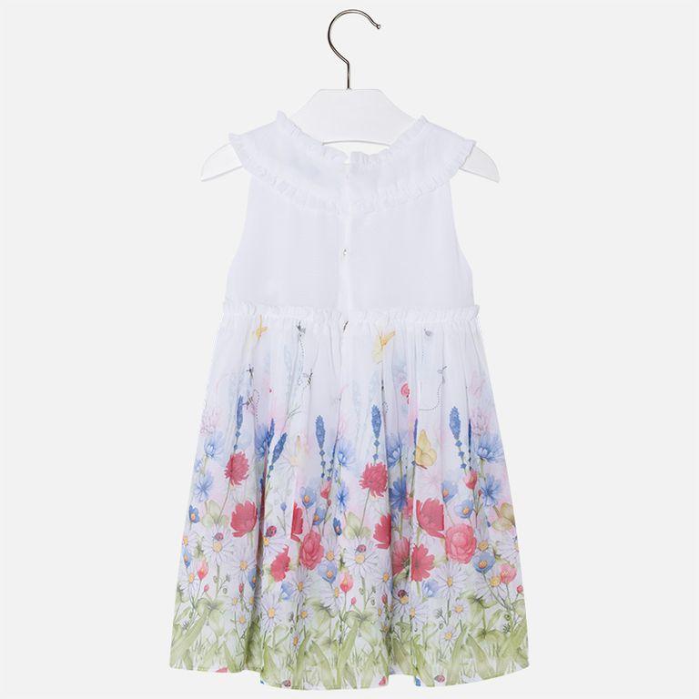 Платье «Луговые цветы» (3,4,5,7,8 лет)