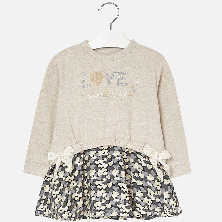 Платье «Любовь» (2,3,4 года)