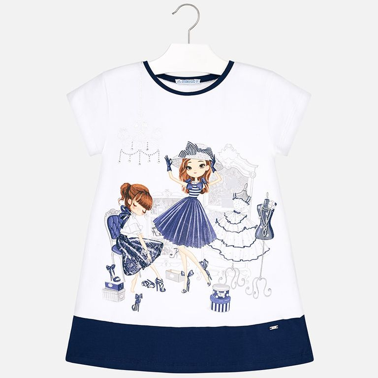 Платье «Модницы» (3,4 года)