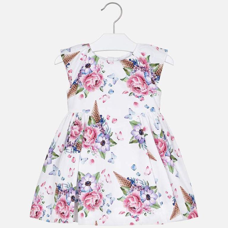 Платье «Мороженое» (4,5 лет)