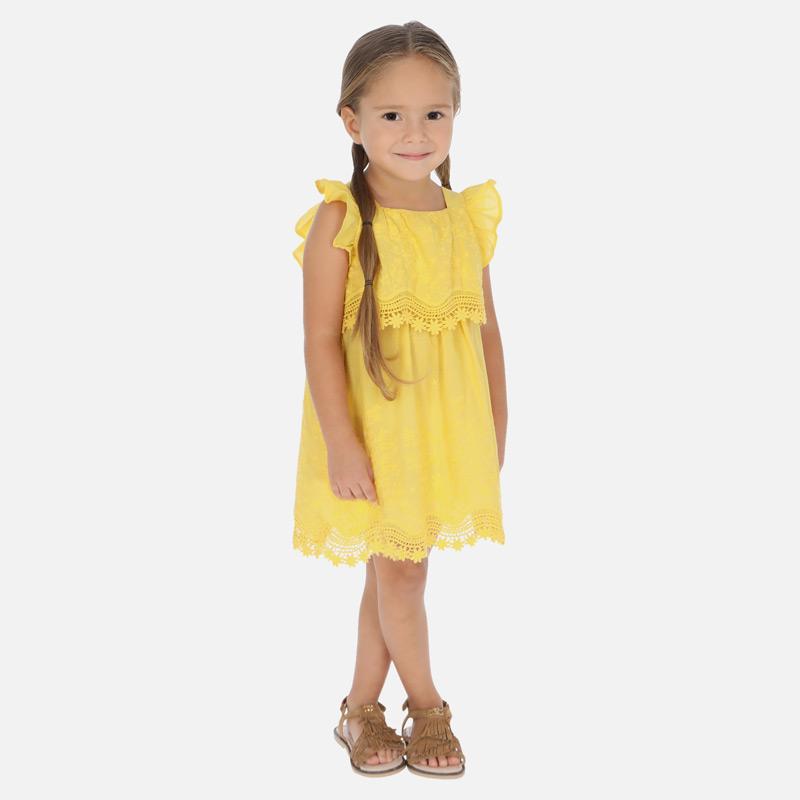 Платье «Солнце» (4,5,6 лет)