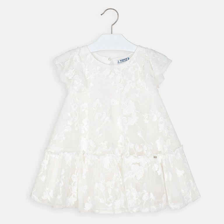 Платье «Цветы крудо» (6,7,8 лет)