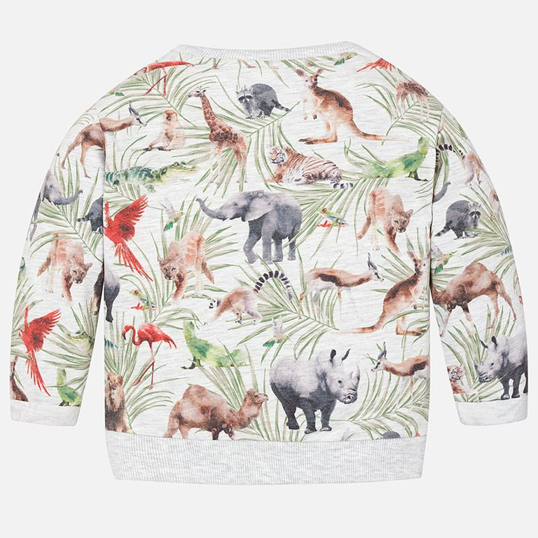 Пуловер «Африка» (3,4,5,6,7,8,9 лет)