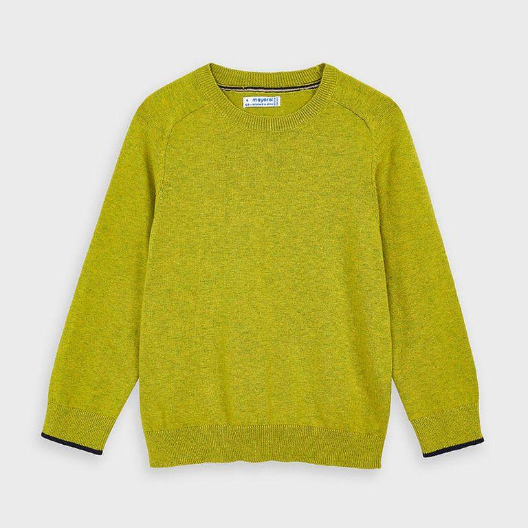 Пуловер «Лайм» (4,5,6,7,8,9 лет)