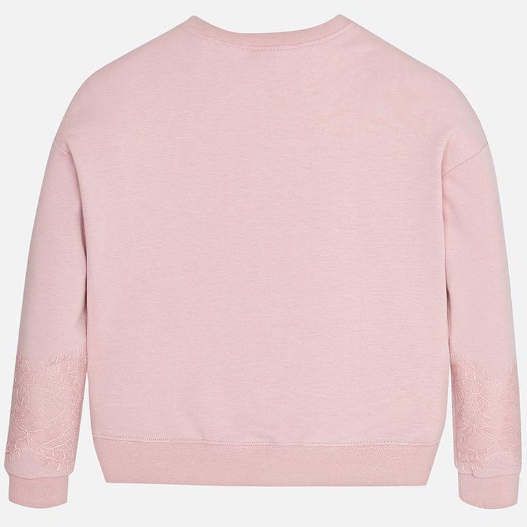 Пуловер со стрекозами (10, 12 лет)