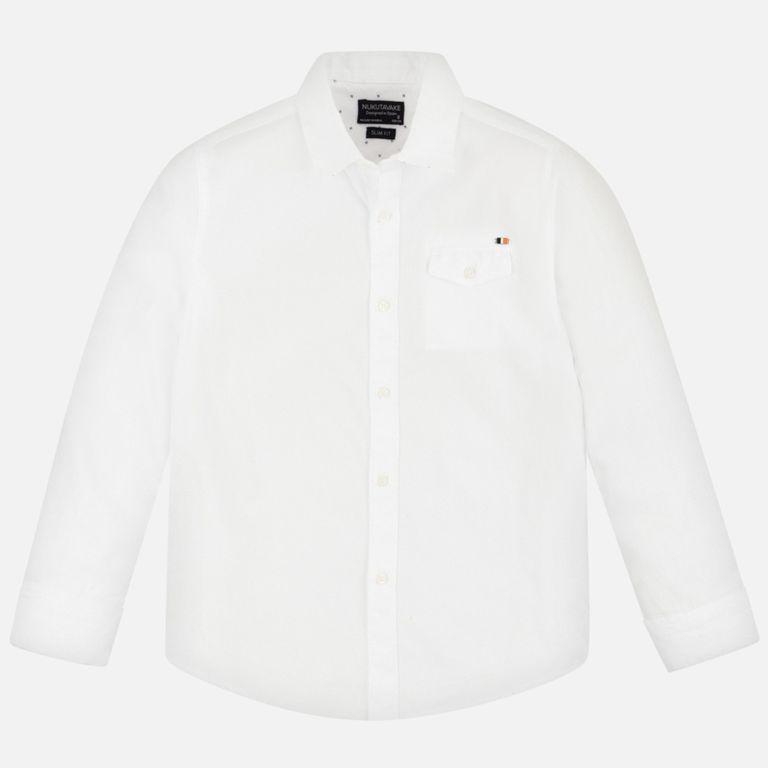 Рубашка белая (10,12 лет)