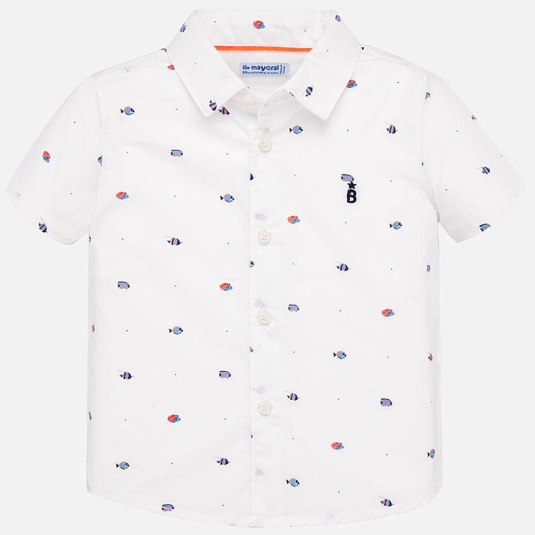 Рубашка «Рыбки» (12,24 мес)