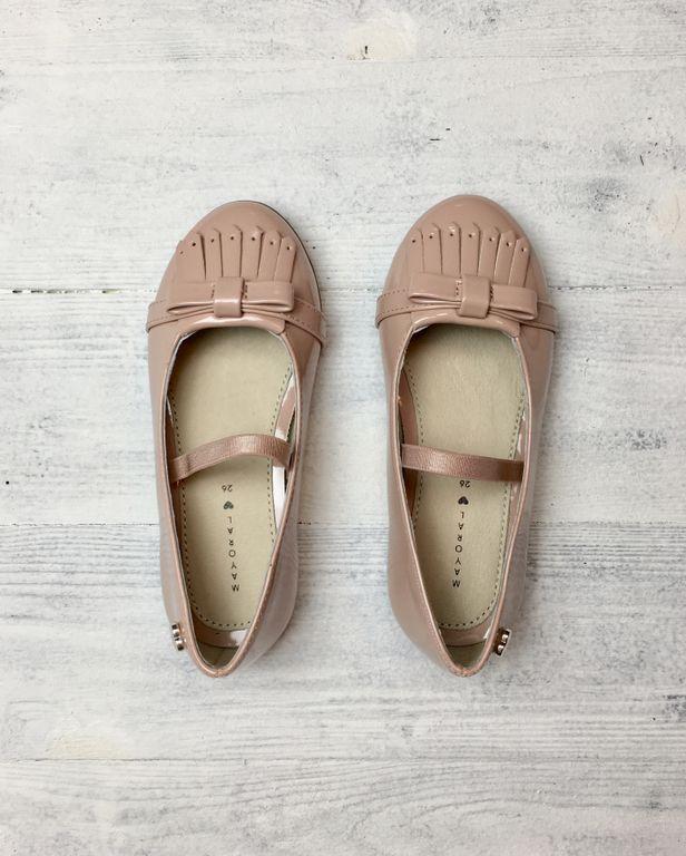 Туфли светло-розовые (р.28, 32)