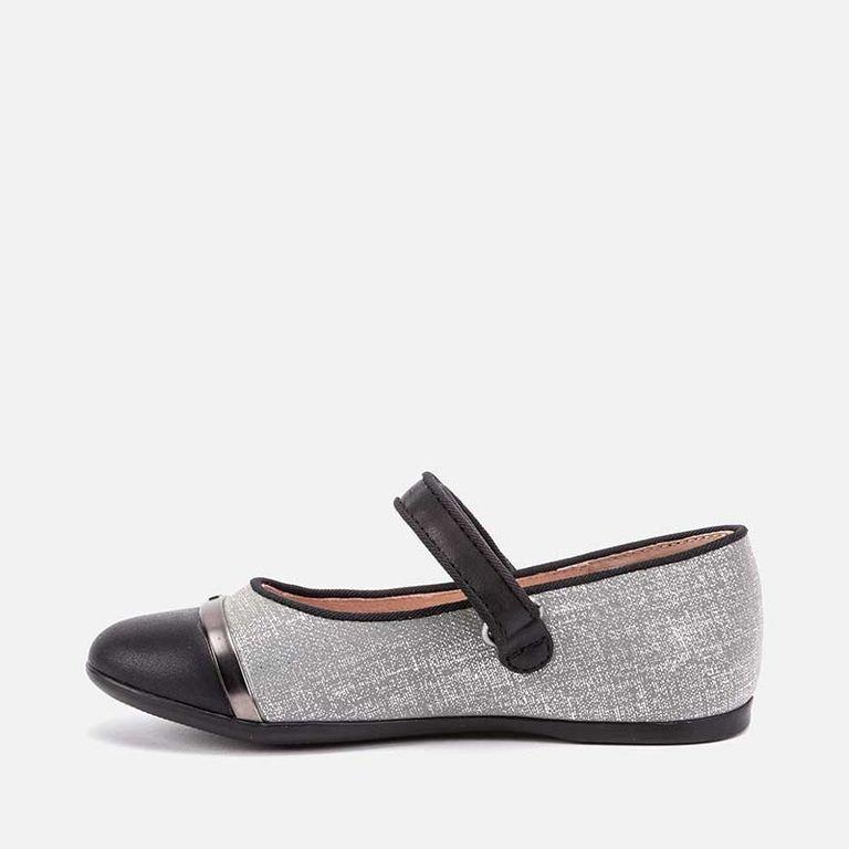 Туфли серые (р. 28,29,31,32,34)