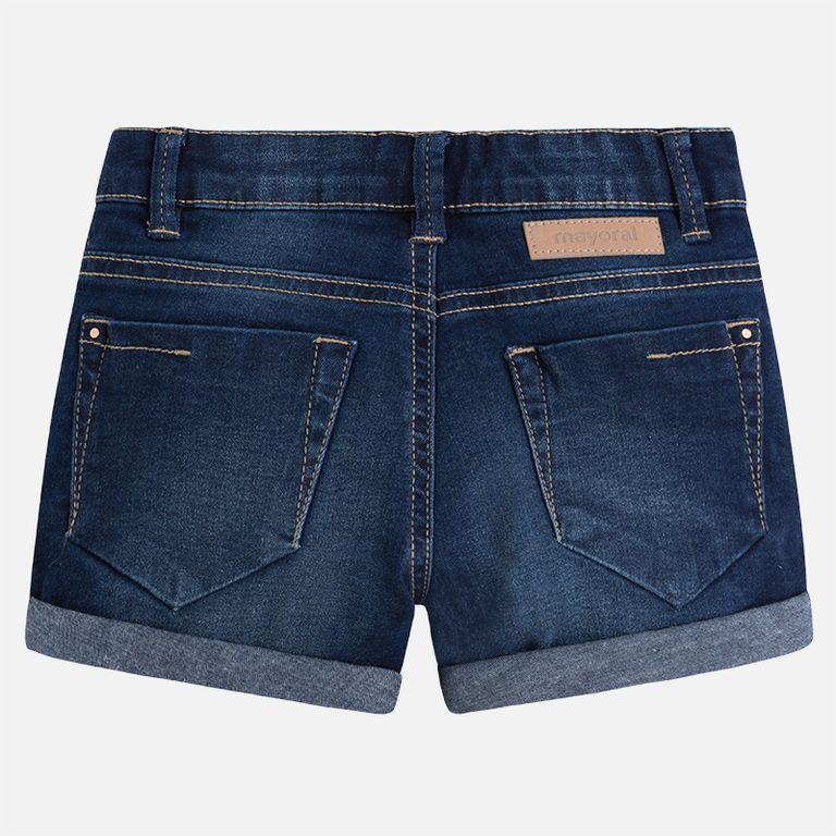 Шорты джинсовые (3,4,7,8,9 лет)