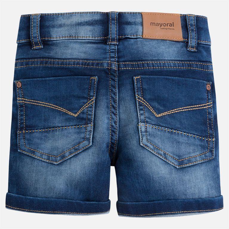 Шорты джинсовые (3,7,8,9 лет)