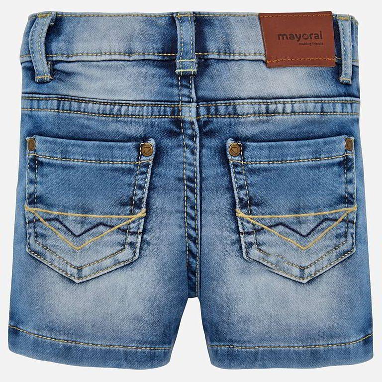 Шорты джинсовые (9,12,18,24,36 мес)