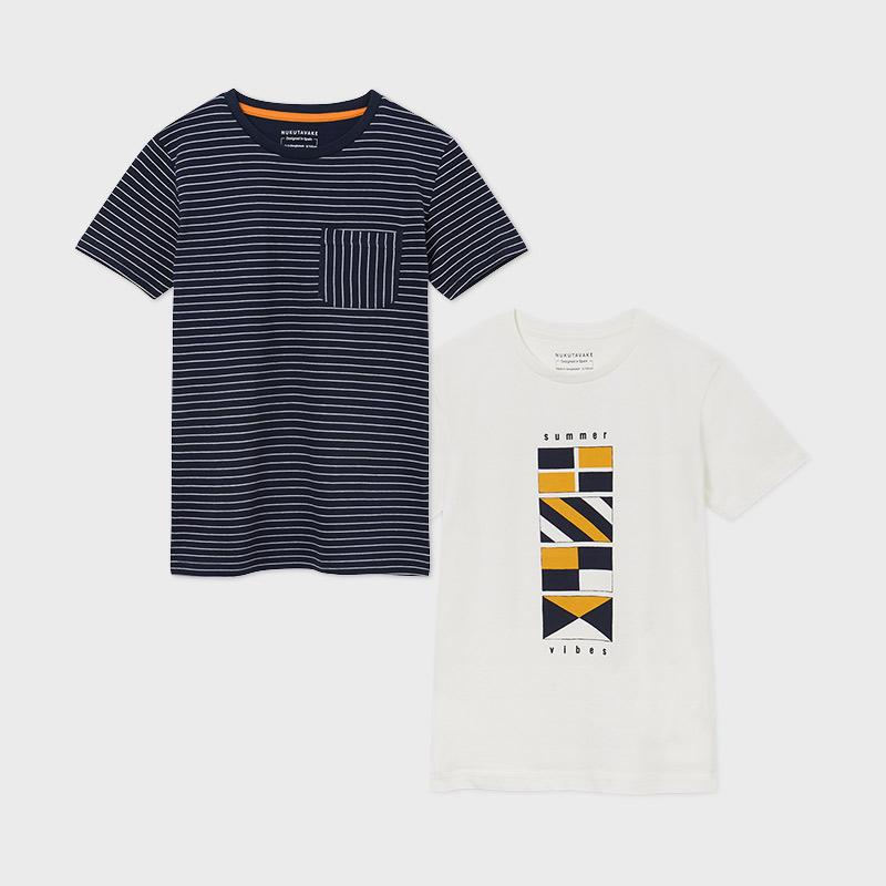 Комплект футболок «Summer»