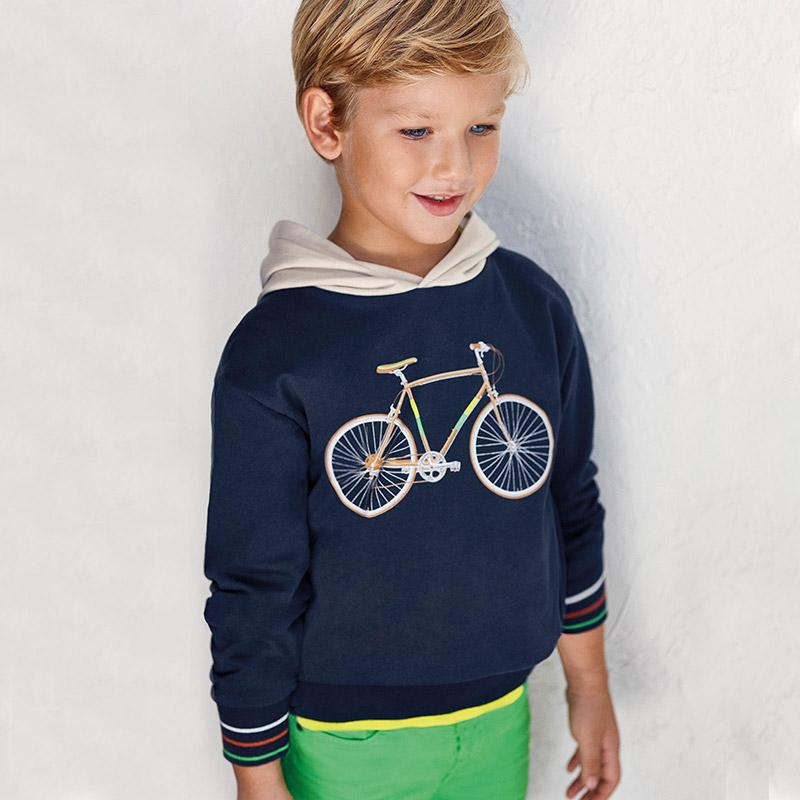 Пуловер «Велосипед»