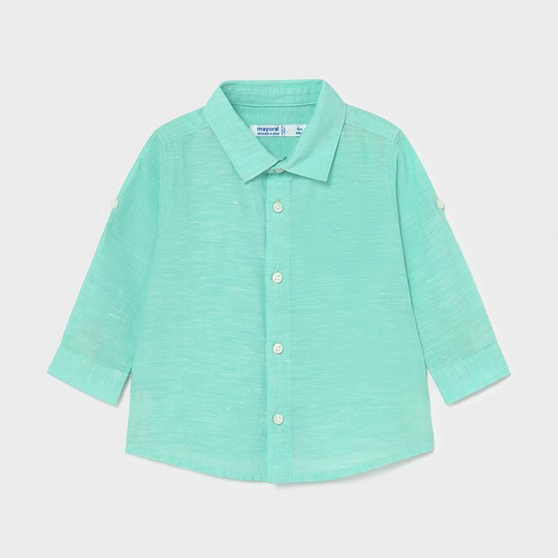Рубашка Аквамарин